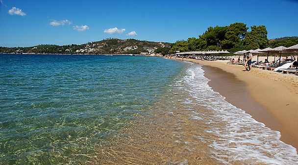 #skopelos #beaches