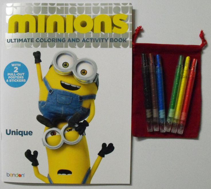 248 Basta Bilderna Om Minions Coloring Pages Pa Pinterest