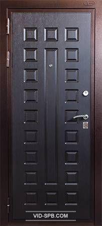 """Стальная дверь Аргус: модель """"Рубеж-2"""""""