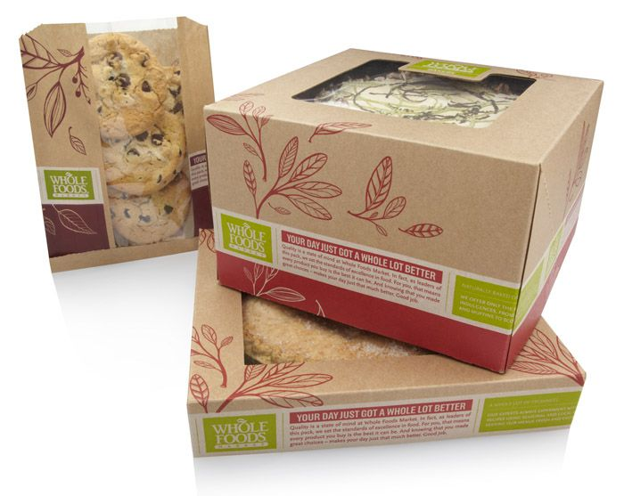 Whole Foods packaging redesign by Duffy & Partners