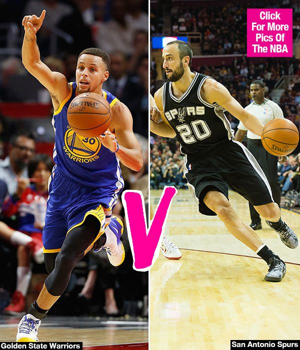 San Antonio Spurs Vs. Golden State Warriors Live Stream — Watch The Game Online