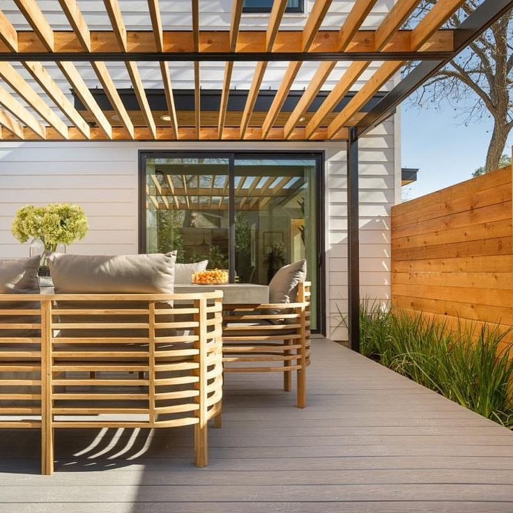 10 best Sonnenschutz Terrasse images on Pinterest | Arbors, Façades ...