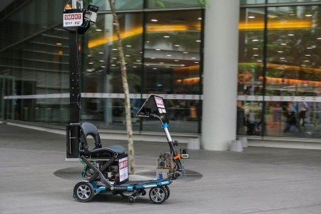 These Mobility scooters that can autonomously get around are now here.