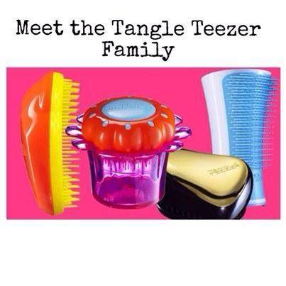 Meet the Tangle Teezer family ...