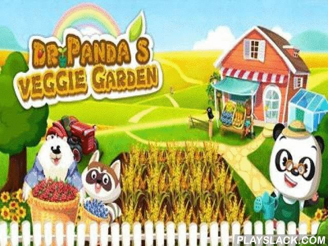 Dr. Panda's Veggie Garden  Android Game - playslack.com , Dr. Panda's Veggie Garden is an awesome game for children and their genitors. You will have to meet commands of dissimilar creatures by changing  dissimilar fruits and produces. When competing  the game children learn the activities of changing  cereal, tomatoes, citrus, cereal, and many other fruits, produces and plants. The game has a spontaneous gameplay and two bonus teaching  levels to get to know the foundation of the gameplay…