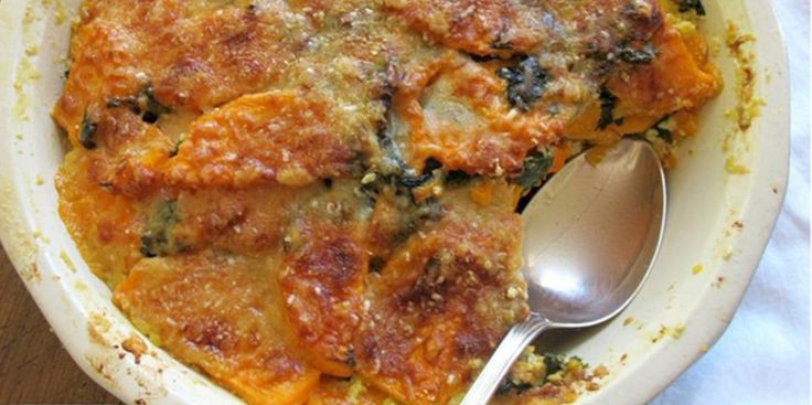 Kale & Sweet Potato Gratin 2 ½ lbs sweet potatoes (3 medium or 2 ...