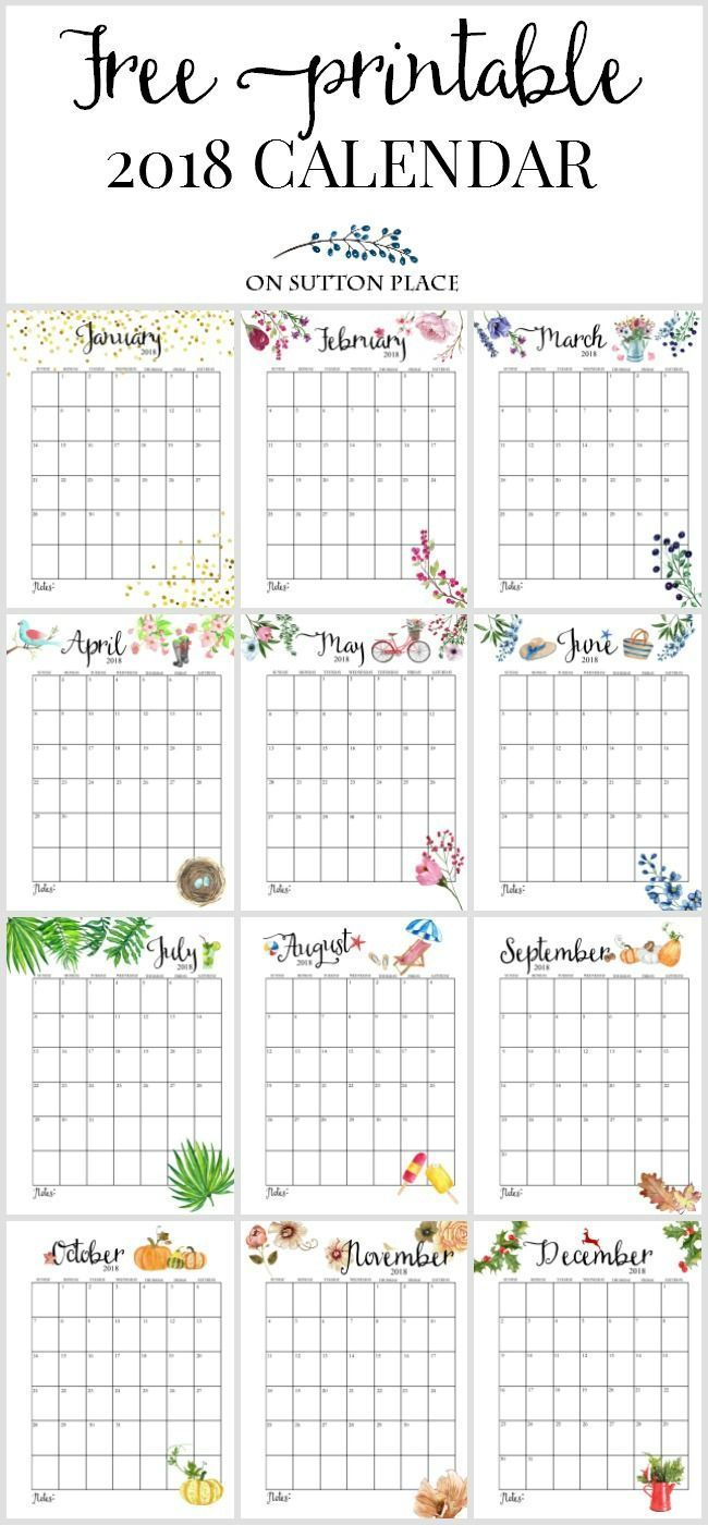 Free Floral 2020 Printable Calendar Monthly Calendar Printable Free Printable Calendar Monthly Free Printable Calendar