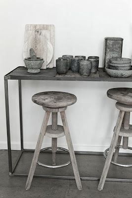 Méchant Design: Nordic chic and sober