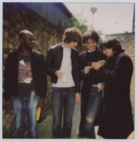 The Libertines in Bethnal Green