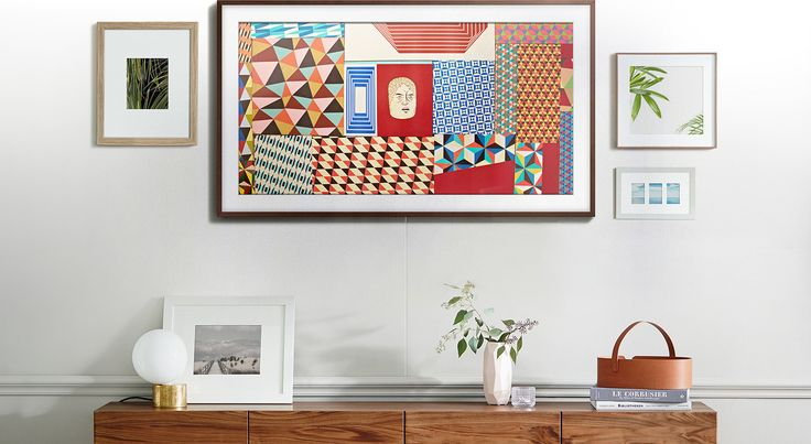 "Samsung's ""The Frame"" Digital Wall Art Display Smart TV - FINALLY!!!!"