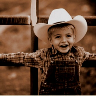 Little cowboys are the best