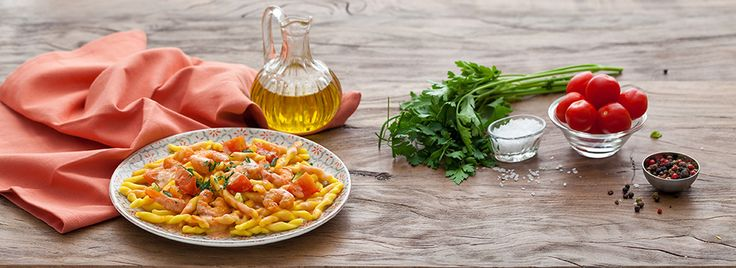 Una ricetta sfiziosa e ricca di sapore. Facile da preparare porta in tavola tutto il gusto e la cremosità di un piatto appetitoso. Assolutamente da provare!