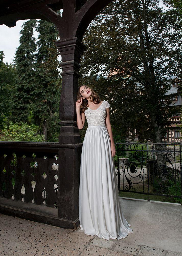 Rochia de mireasa Rosalina din Colectia Charming