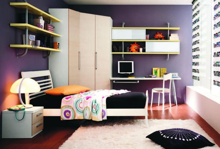 Reward Your Kids - 30 Best Modern Kids Bedroom Design Modern - m cken im schlafzimmer