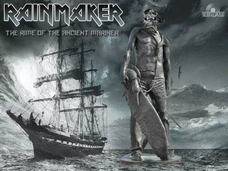 Iron Maiden - Rime of the Ancient Mariner Lyrics ...