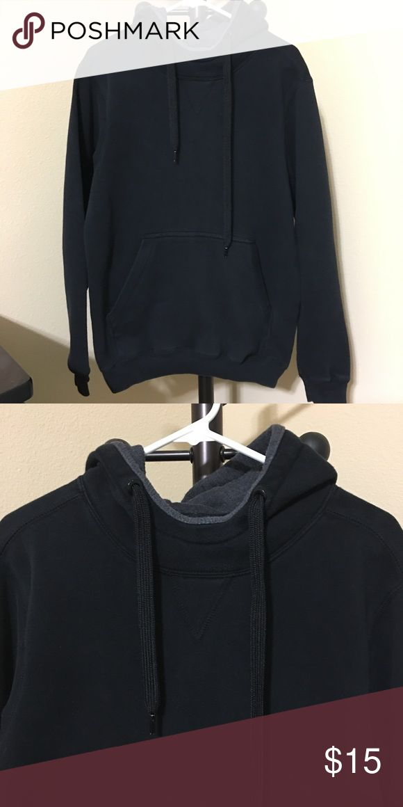 CSG-Champs Sports Gear Basic Pullover Hoodie Size: MEDIUM  Color: Black / Grey  This hoodie will add a simple and clean look to your daily style.  -Premium fabric with media pocket feature. -80% cotton/20% polyester. Imported.  Good condition ! Thanks for shopping @toowendy ! 😊 Champs Shirts Sweatshirts & Hoodies