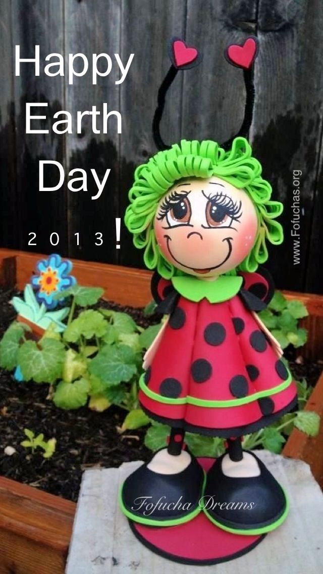 Happy Earth Day 2013  #Earth Day # crafts # quotes