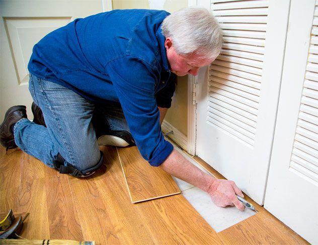 Repair Water Damaged Laminate Flooring Laminate Floor Repair Repair Floors Laminate Flooring