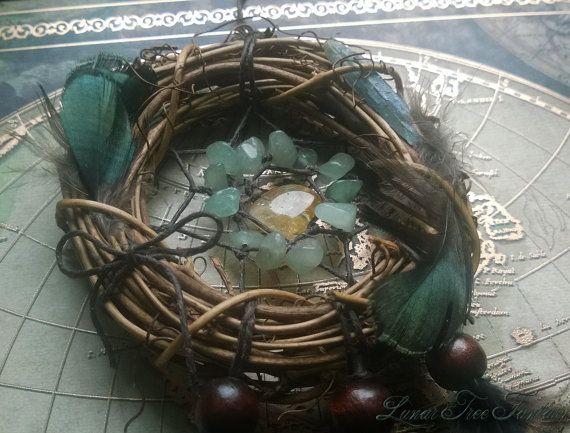 Crystal Citrine Green Aventurine Kyanite Creativity Dream