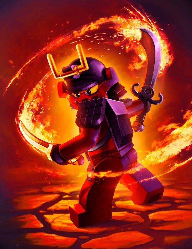 Ninjago Nya aka Samurai X!