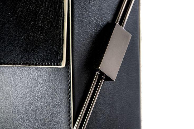 Pure Black Limited Edition www.lautemshop.com #lautem #handbags #design #black