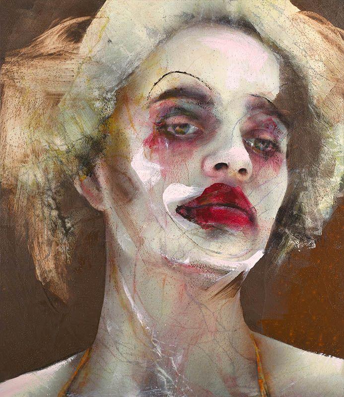 Modern Art | Art wall | Serafini Amelia| Lita Cabellut | Lita Cabellut | Clowns