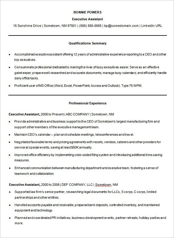 Resume Templates Open Office. Resume Templates Open Office