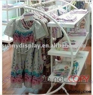 clothing store display racks - Google Search