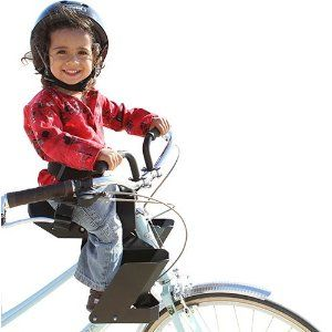 What I've learned in two years of bicycling with my child + front-mounted kid seats we love
