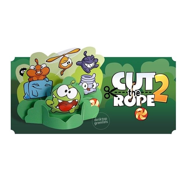 Image currently unavailable. Go to www.generator.cluehack.com and choose Cut the Rope 2 image, you will be redirect to Cut the Rope 2 Generator site.