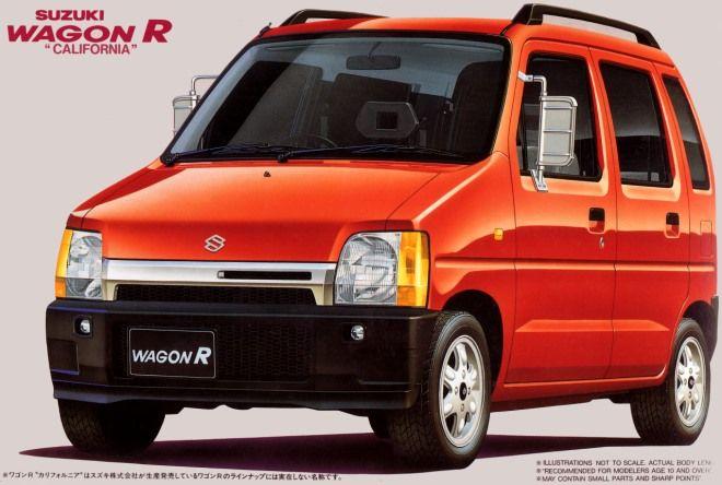スズキ ワゴンR / SUZUKI WAGON R