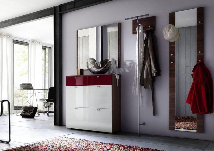 Мебель для прихожей WITTENBREDER модель MULTI-COLOR UNA - Мир немецкой мебели