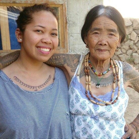 Weyn And Wang-Od At #Buscalan #Kalinga #WangOd Is A 96