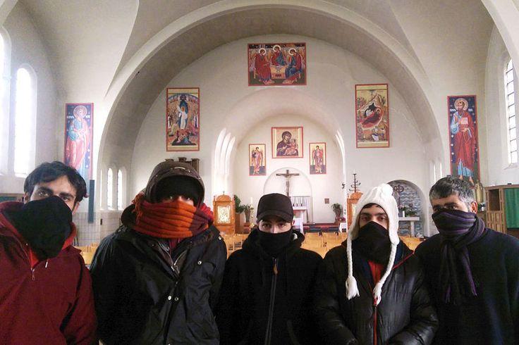 Kerk gaat dicht voor Iraanse vluchtelingen: 'Brugge is bang voor kamp zoals in Calais'