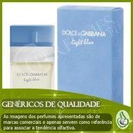 DOLCE & GABBANA LIGHT BLUE (GENÉRICO), PARA MULHER, 100ML