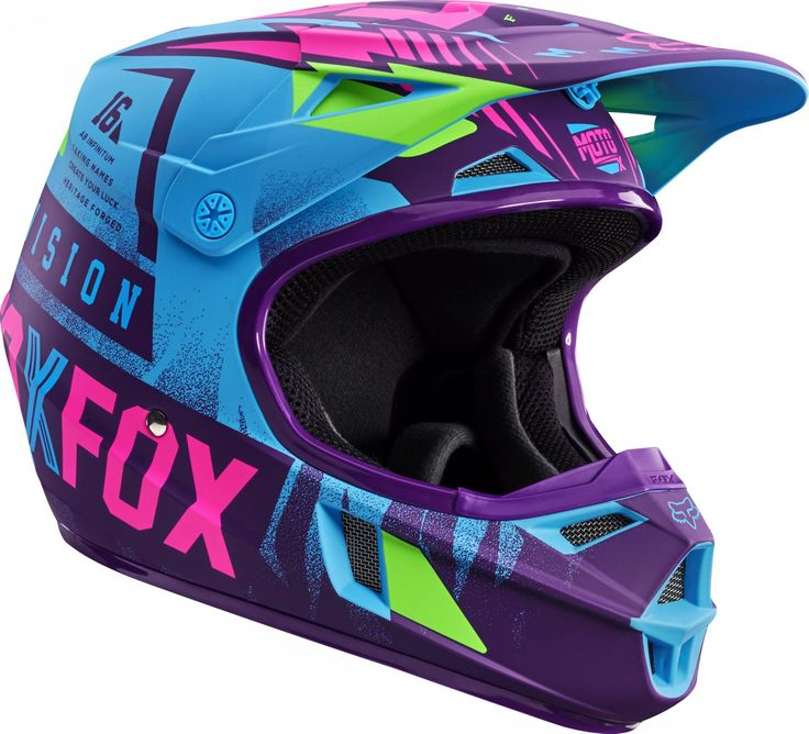 V1 Vicious Limited Edition Youth Helmet for sale in Victoria, TX | Dale's Fun Center 361-578-5288