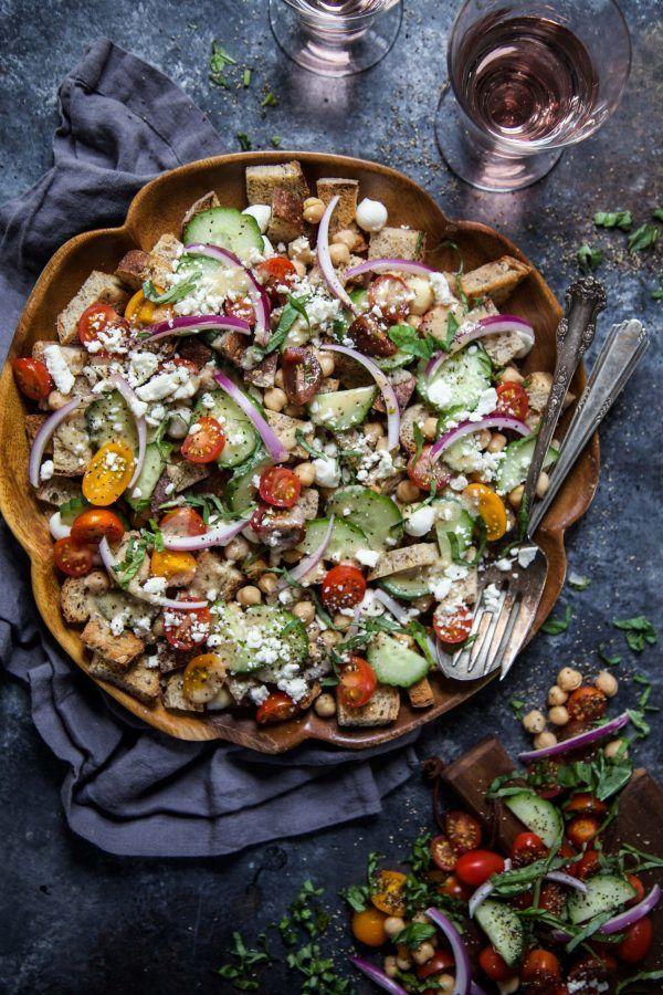 how to make salad vinegar