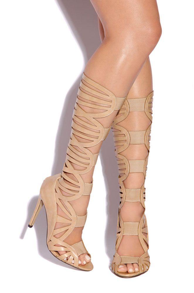 Lola Shoetique - Posh Night - Nude, $46.99 (http://www.lolashoetique.com/posh-night-nude/)