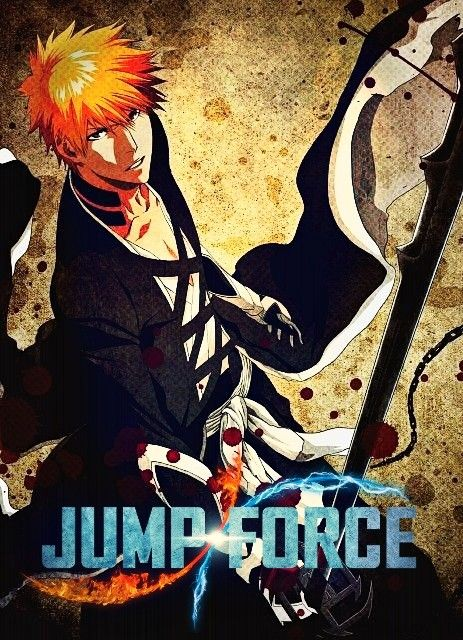 Bleach Coming To Jump Force, Including Playable Ichigo