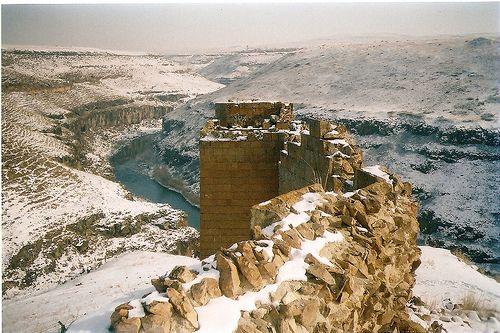 Ani, Turkey near the Armenian border (by Michigan Hearts NY, via Flickr)