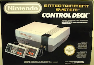 Original Nintendo was AWESOME! And I still have mine!