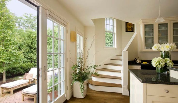 1000 Images About The Kitchen Staircase On Pinterest