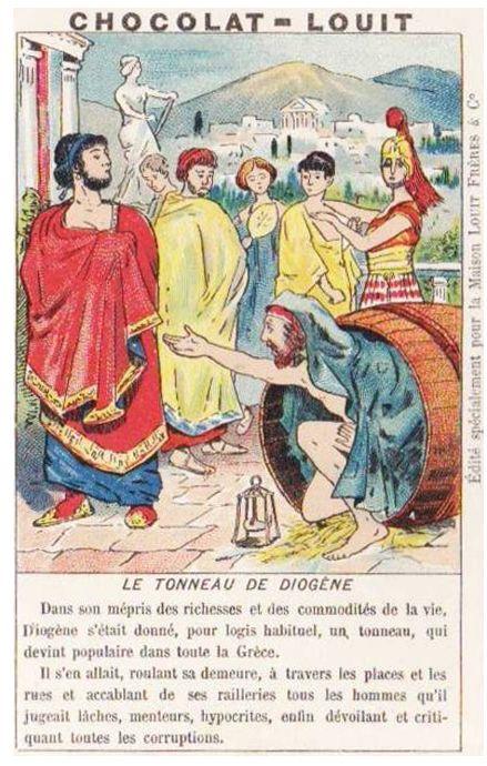 Diogene e il topo latino dating
