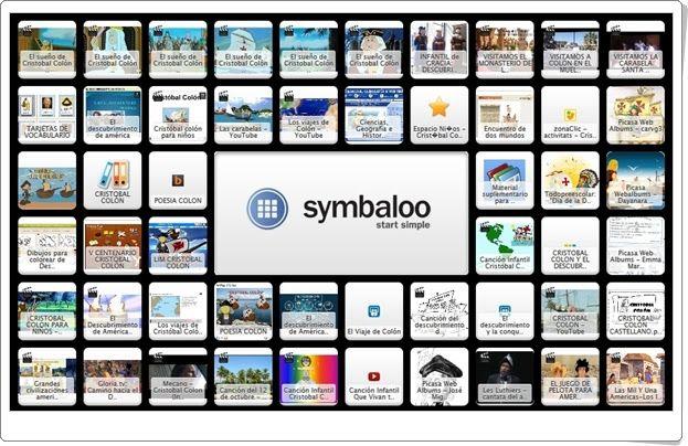 """Día del Descubrimiento de América (12 de octubre): """"Actividades y materiales en Symbaloo"""""""