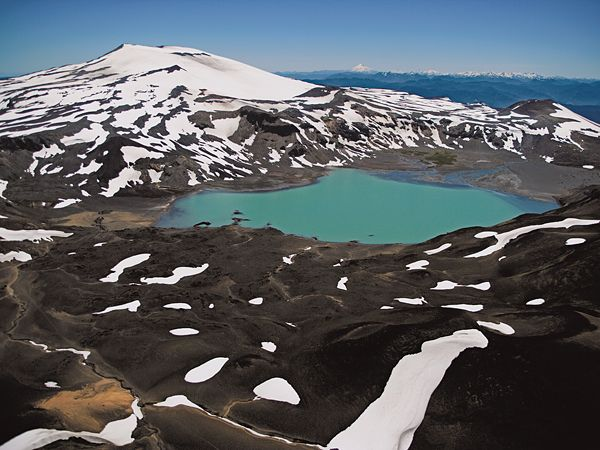 Chile's Lakes and Volcanoes Region    This glorious landscape of fuming volcanoes and emerald green lakes, ancient forests and steaming hot springs lies in the heart of #Chile between northern Atacama and southern Patagonia. Settled and still cherished by the native Mapuche people, the region has ten volcanoes, scores of lakes and white-water rivers, and ten national parks and reserves.
