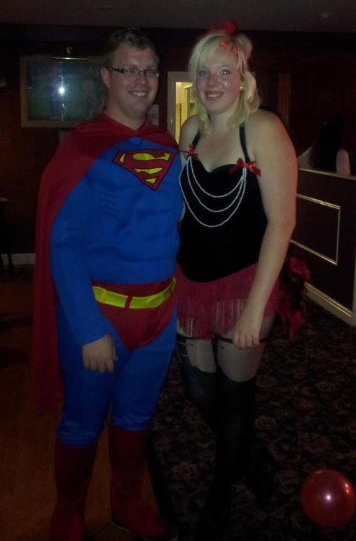 Love these costumes! Available for hire!