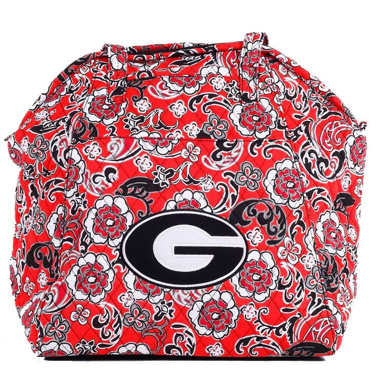 K-Sports Georgia Bulldogs Yoga Bag
