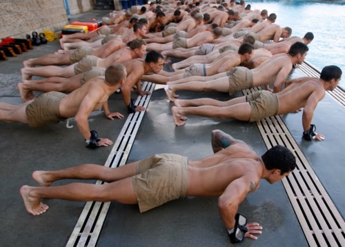 navy seals: Military Boys, Hot Military, Military Men'S, Buds Training, Hot Uniforms, Special Forcesmilitari, Navy Seals, Forcesmilitari Operation, Hot Decks