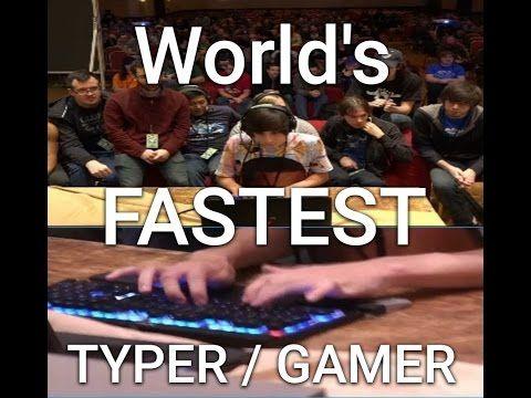 World's fastest gamer / typer StepMania on Speed Demos Archive - YouTube