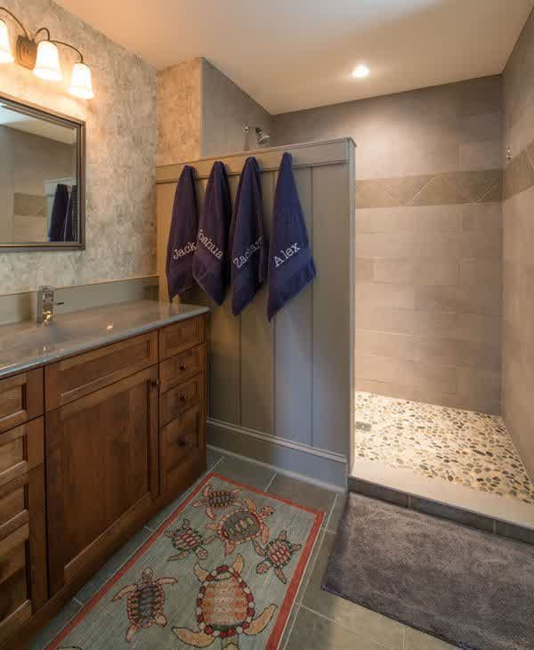 Bathroom Bathroom:Roman Showers With Walk In Shower And Shower Enclosures Uk…